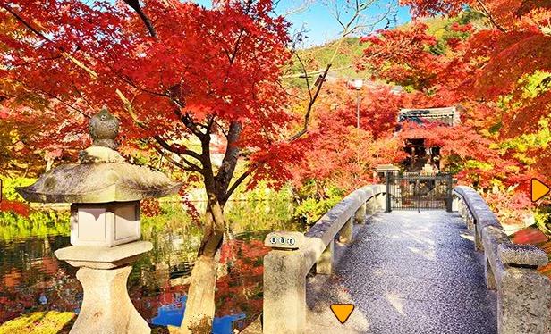 FirstEscapeGames Japanese Park Escape