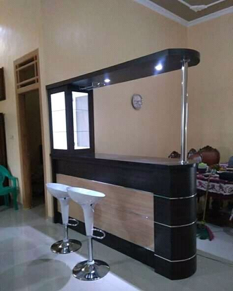 kitchen set dan mini bar murah di indramayu