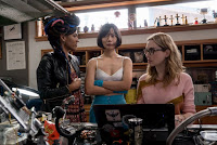 Freema Agyeman, Doona Bae and Jamie Clayton in Sense8 Season 2 (7)