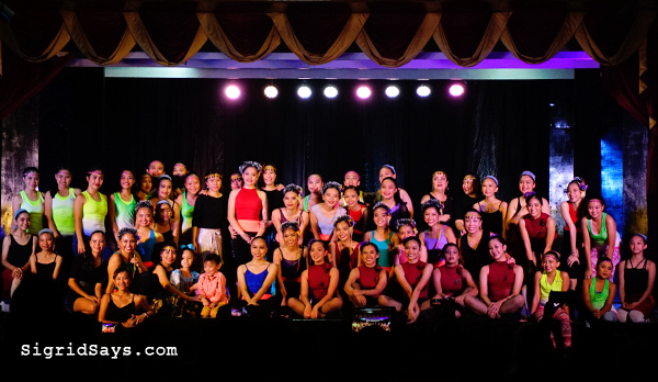 Bacolod dance school - Bacolod ballet school - Garcia-Sanchez School of Dance - Bacolod City - Bacolod blogger - 48th anniversary show - cast -dancers