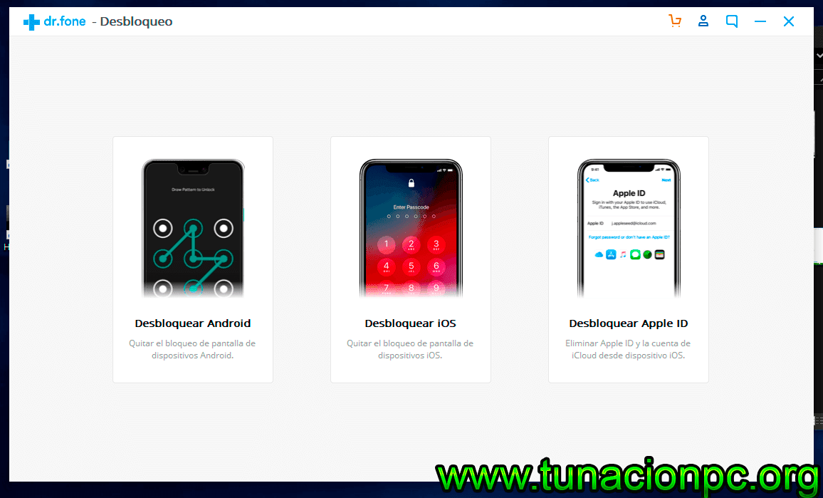 Wondershare Dr Fone Toolkit for iOS con Licencia