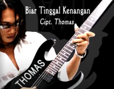 Lirik Lagu Pof Malaysia Thomas Arya - Biarlah Tinggal Kenangan