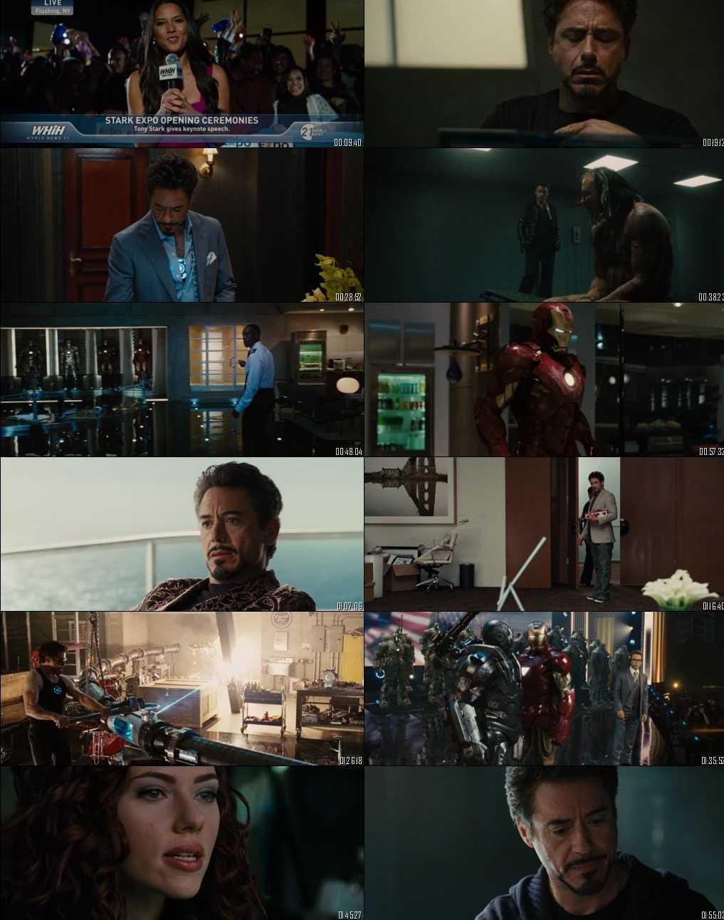 Iron Man 2 2010 Screenshot 1080p