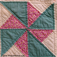 how to make a pinwheel quilt block