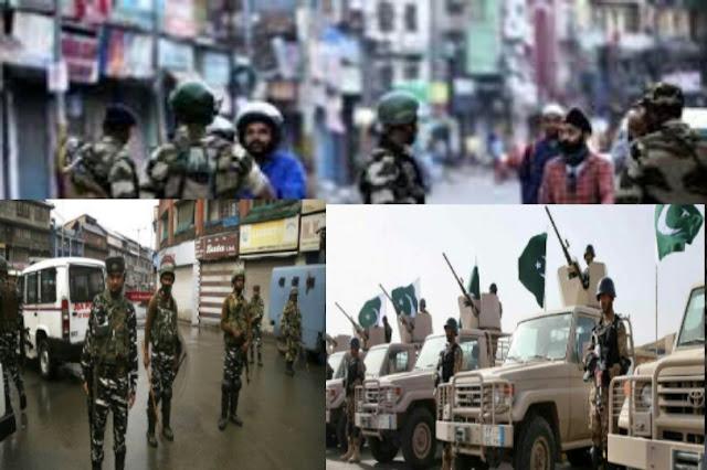 قمع وتعديب  لمسليمي إقليم كشمير  التابع للهند وخطر الحرب يهدد الإقليم