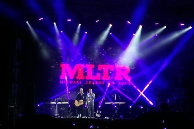 Nggak Nyangka Bisa Nonton Konser MLTR di Semarang