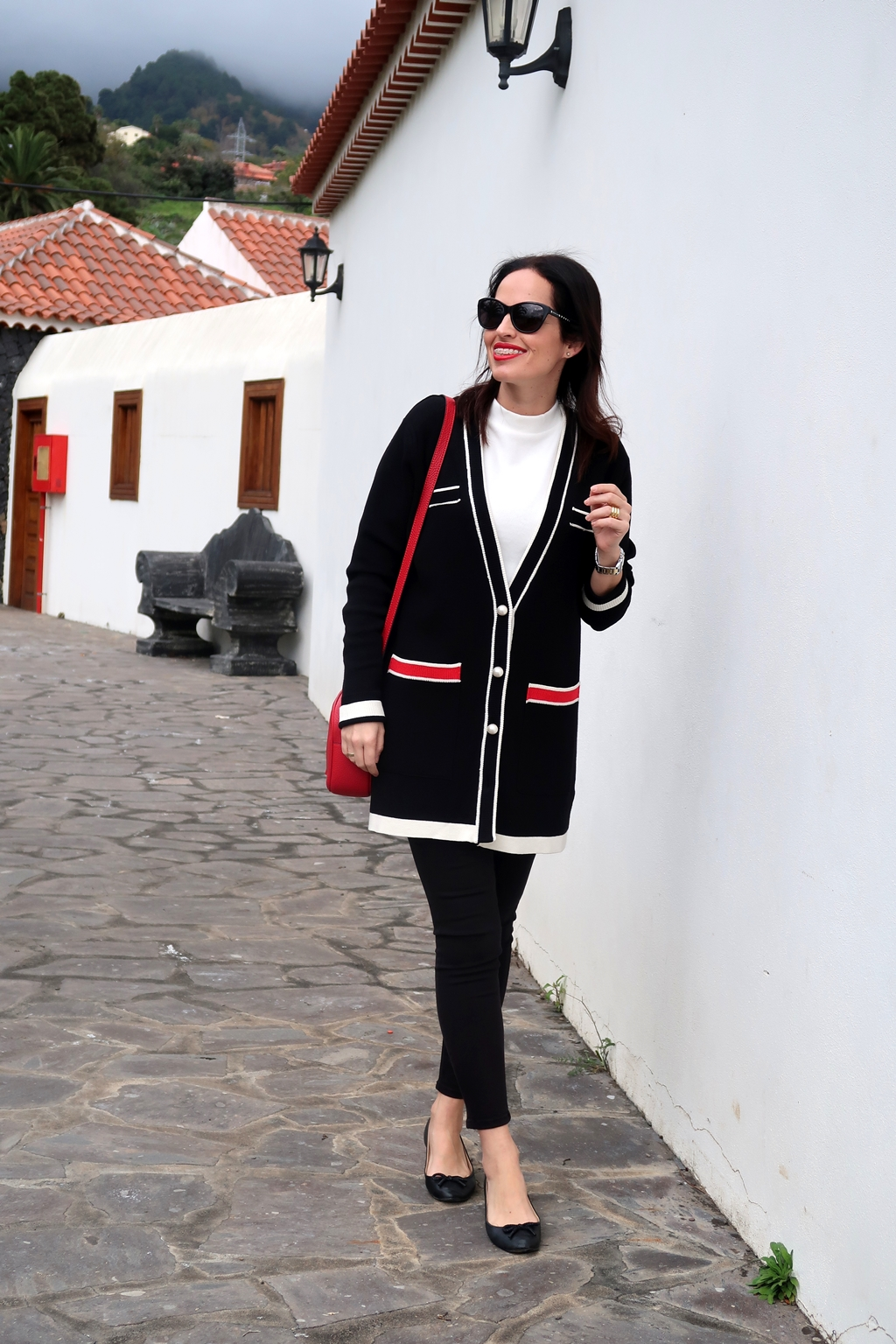 zara-striped-cardigan-streetstyle