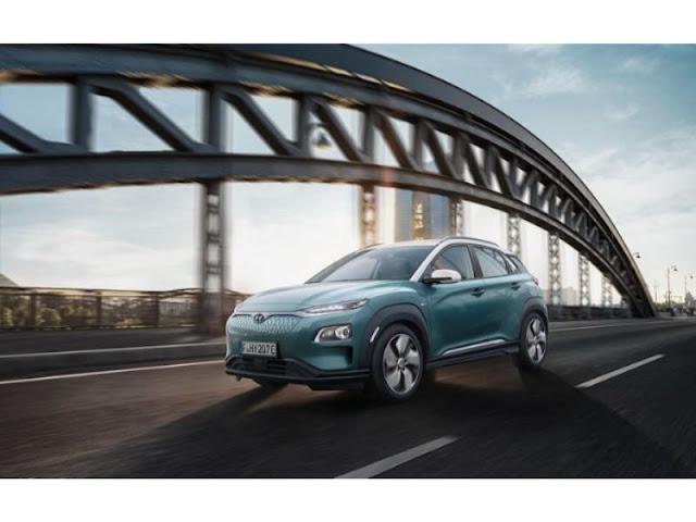 Hyundai Kona electric car spec india