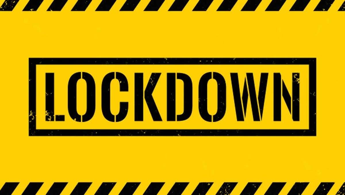 lockdown yazhnews
