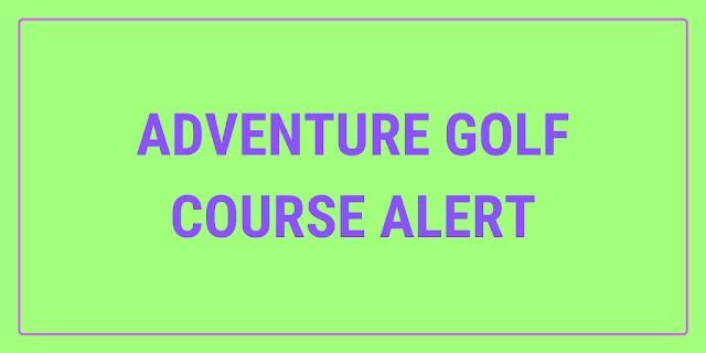 The Cow Putt Adventure Golf course at Heaven Farm in Uckfield opens on Saturday 31st July