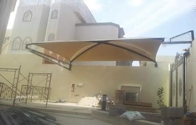 اسعار مظلات سيارات جدة