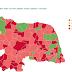 Alerta no interior do RN: Taxa de transmissibilidade está alta em 77 municípios do RN, inclusive na região salineira