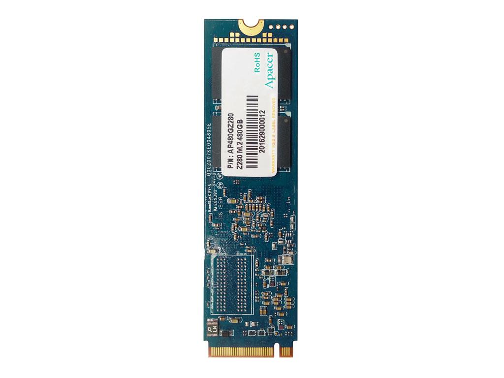Apacer Z280 M2 PCIe Gen 3 x4 SSD