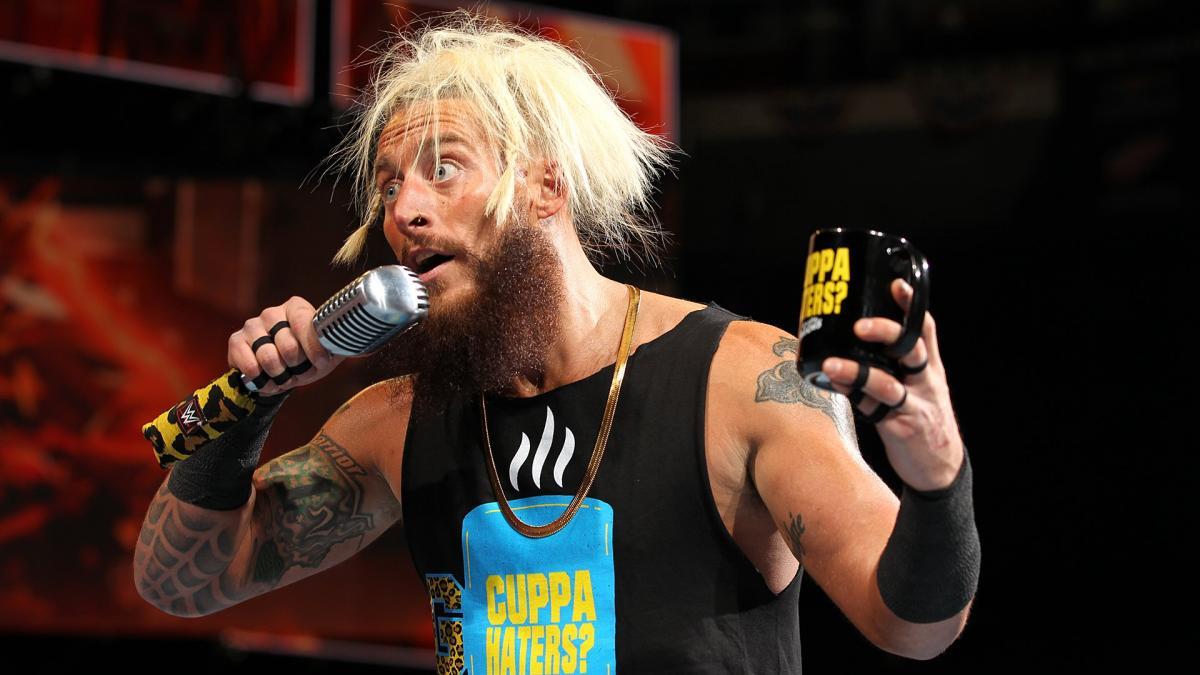 Enzo Amore quer enfrentar Finn Bálor em um combate na lua