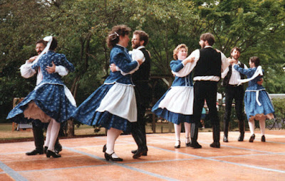 Legenyes Hungarian Folkdance Ensemble, performance 1984