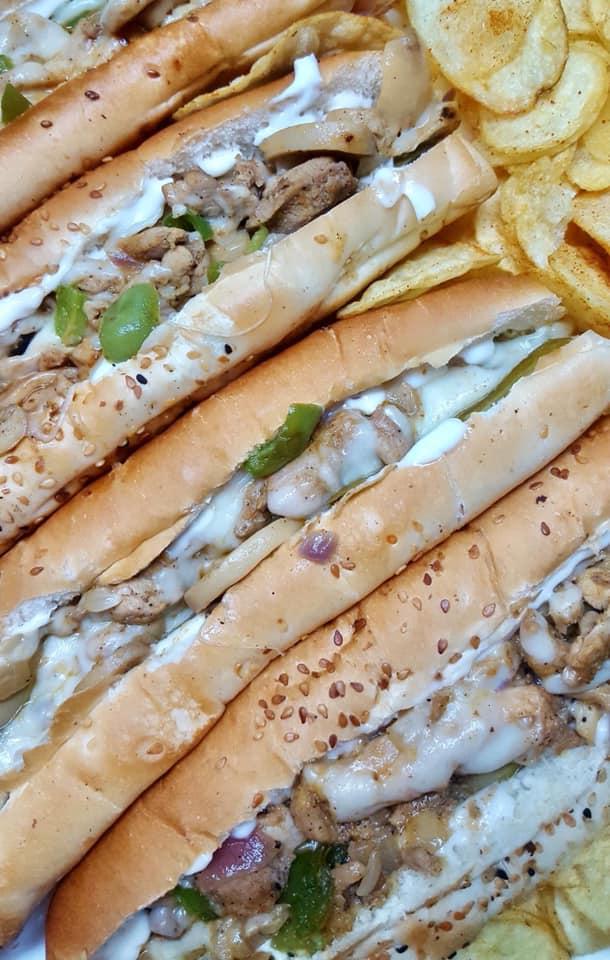 Chicken Mushroom Sandwich - فرايداي من كوك دور