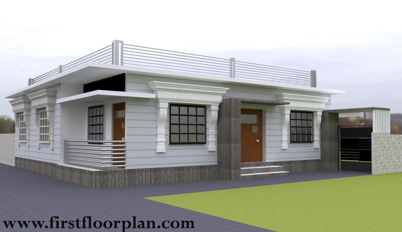 3D Elevation Designs in Sketchup, sketchup elevation models free download