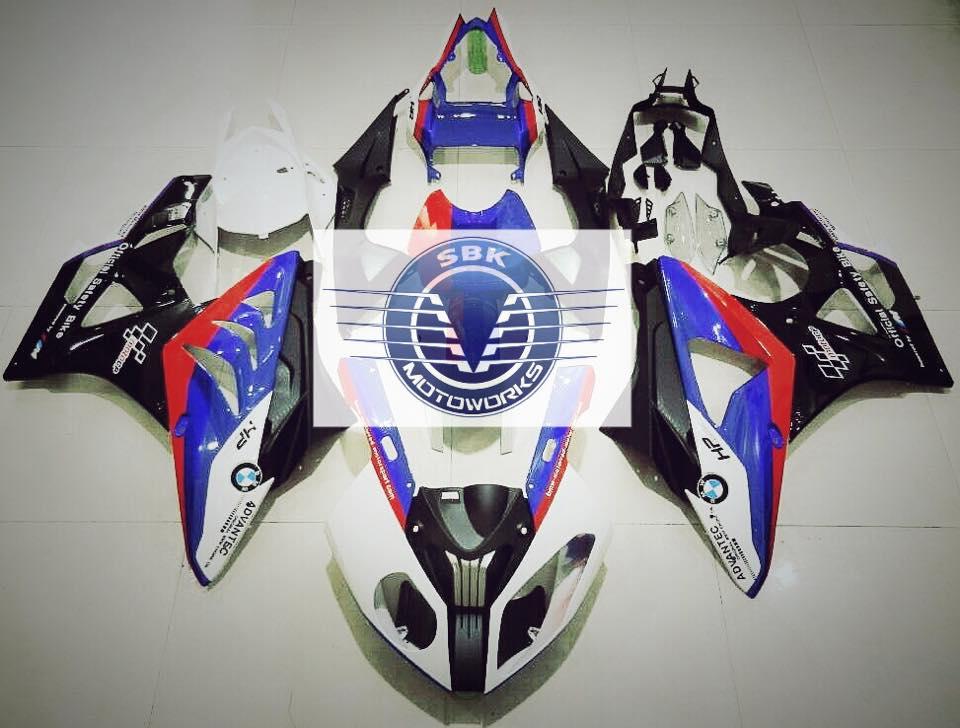 Sbk Motoworks New Design For Bmw S1000rr 2010 2014