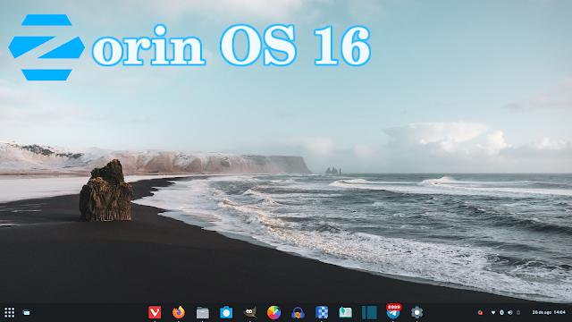 Novidades no Zorin OS 16 o sistema que vai substituir o Windows