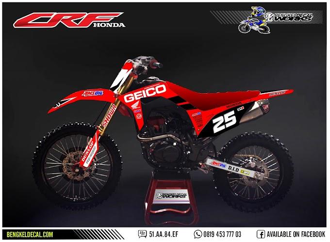 CRF 150 L - GEICO