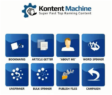 Features of Kontent Machine Review