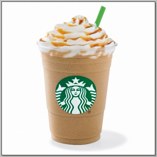 Coffee Frappe Blended Starbucks
