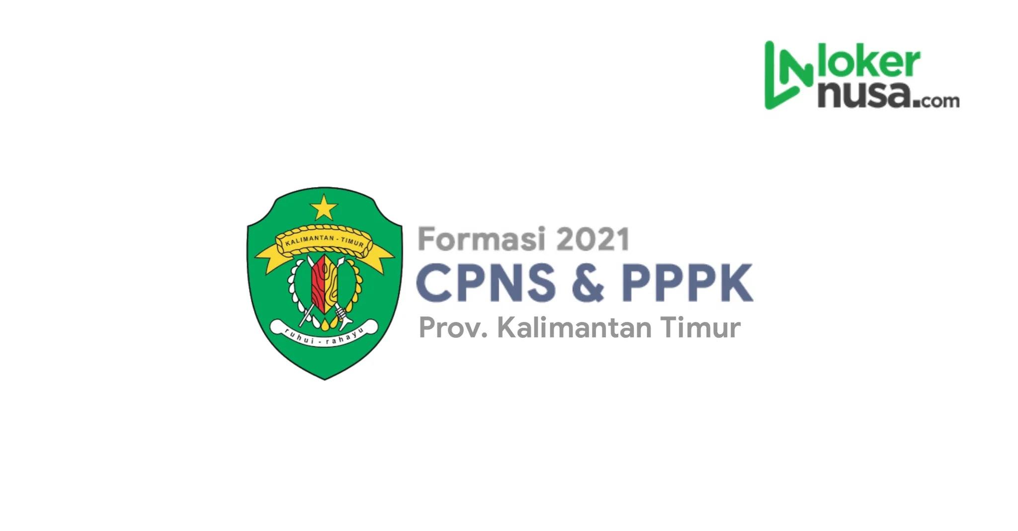 CPNS Kalimantan Timur