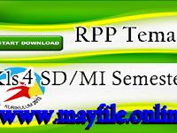 Fokus RPP Kelas 4 Tema 9 | Kayanya Negeriku