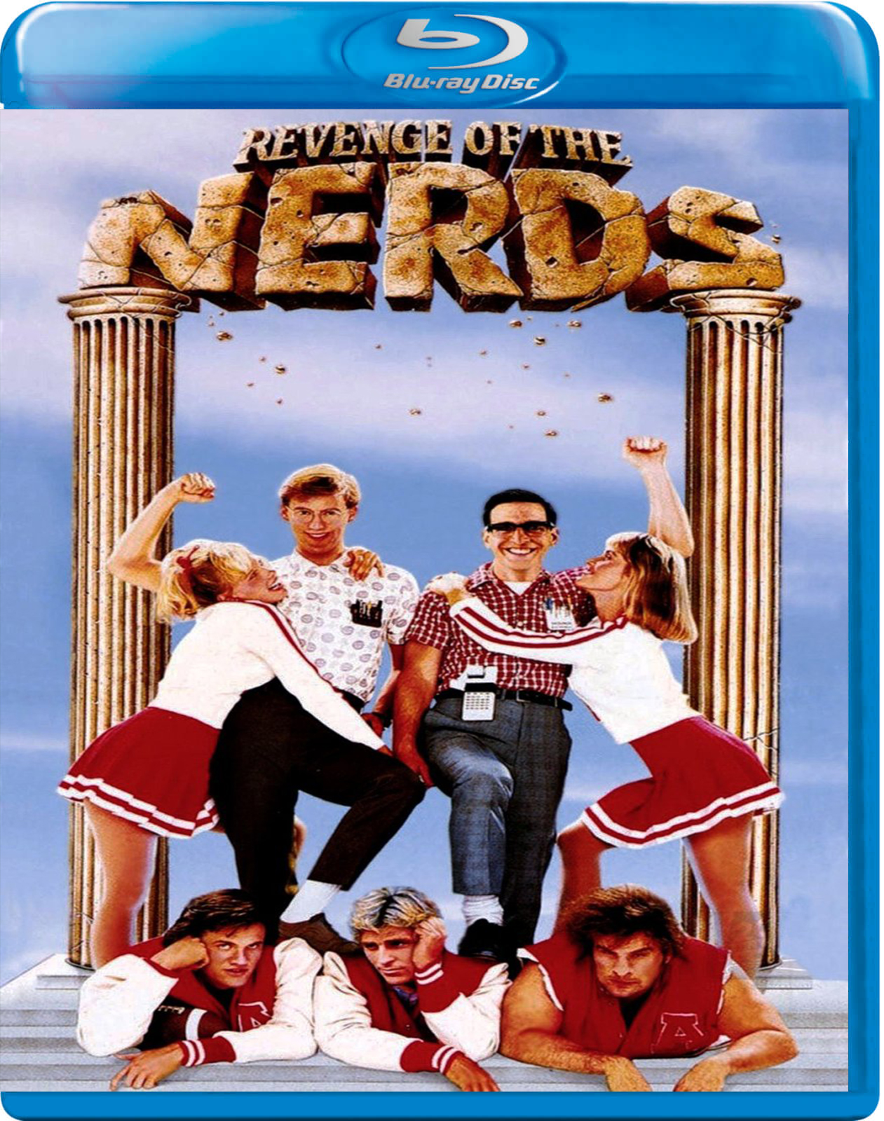 Revenge of the Nerds [1984] [BD50] [Latino]