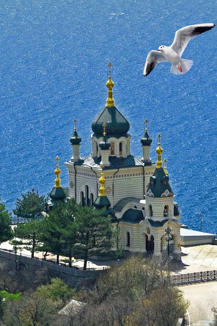 Церковь Воскресения Христова, Форос