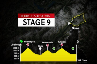 Tour Of Switzerland Eutelsat 7A/7B Biss Key 23 June 2019
