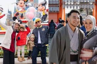 Gaya penampilan Poppy bunga di Sakura Jepang