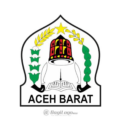 Kabupaten Aceh Barat Logo Vector