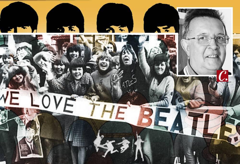 literatura paraibana cronica beatles beatlemania musica influencia musical