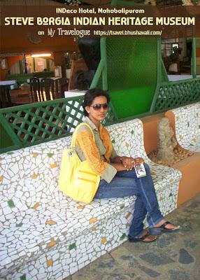 INDeco Hotels Mamallapuram Steve Borgia Indian Heritage Museum