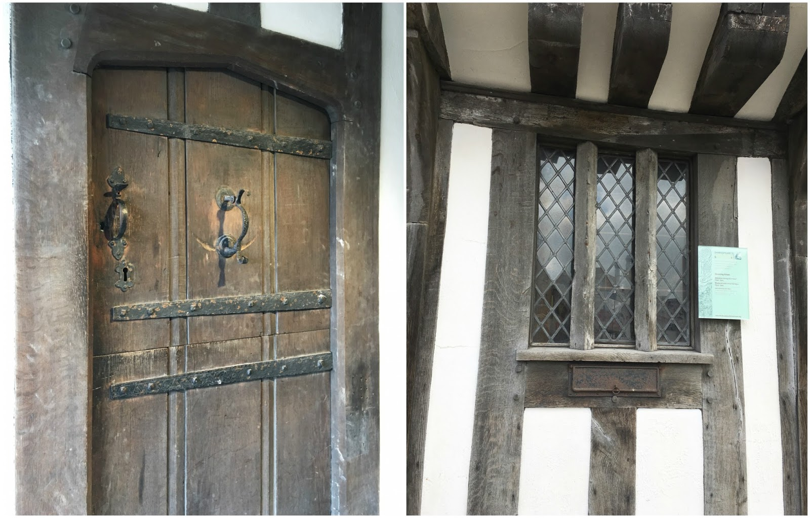 William Shakespeare schoolroom \ The Guildhall \ Stratford Upon Avon \ Travel \ Priceless Life of Mine \ Over 40 lifestyle blog