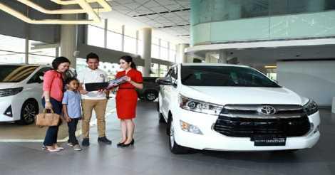 Nikmati Beragam Promo Toyota Menarik Akhir Tahun