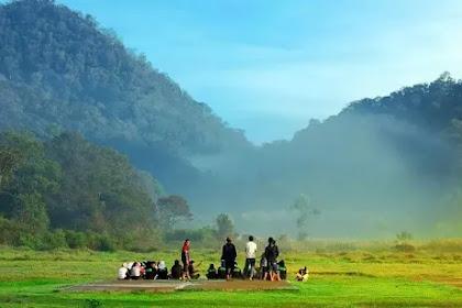 Senang Camping, Ini Dia Tempat Wisata di Bandung