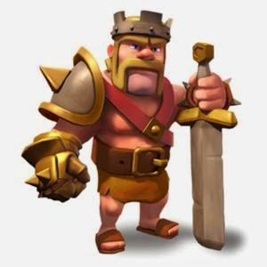 Barbarian King Clash Of Clans Troops