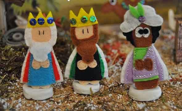 Fotos Esta Navidad Belenes Originales.Los Belenes Mas Originales Ideas Para Navidad