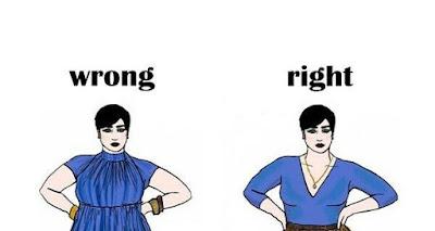 6 Kesalahan Berpakaian yang Membuatmu Terlihat Lebih Gemuk dan Tua
