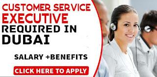 Customer Service Executive Jobs Vacancy in Accuver Calibration Laboratory Co LLC Location Dubai