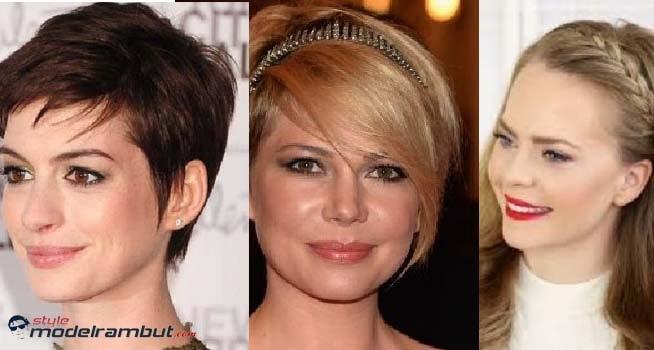 Model Gaya Rambut Ke Pesta, Sederhana, Simple & Elegan Untuk Wanita