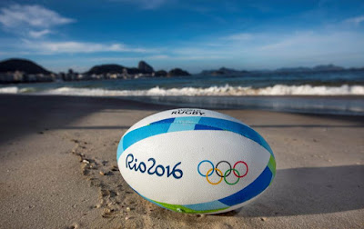 Rugby Ball Revealed for Summer Olympics 2016