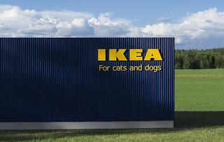 Ikea Meluncurkan Produk Baru Untuk Hewan Peliharaan