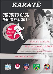 Open Nacional Taça Denilson Caribé 2019