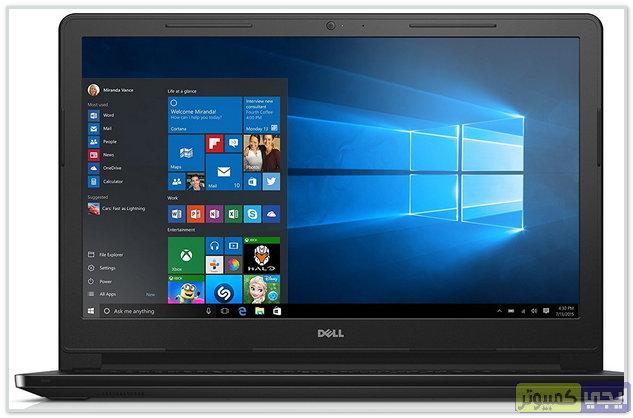 Dell Inspiron 3552 Intel Celeron N3060