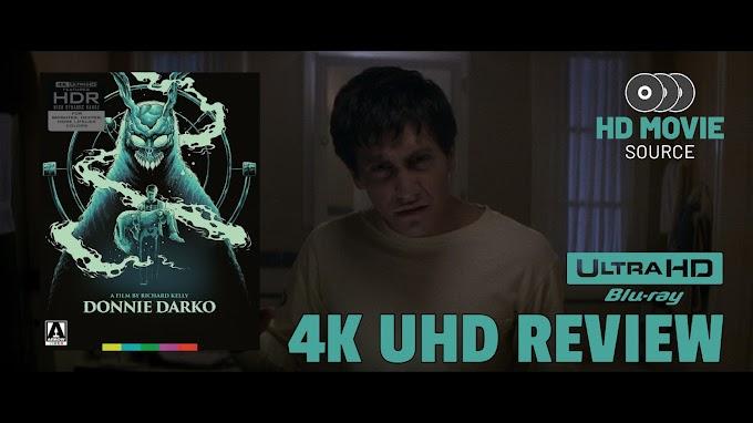 Donnie Darko (2001)(Limited Edition) 4K Ultra HD Blu-ray Review: The Basics