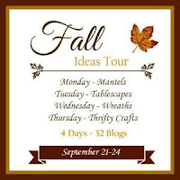 DIY Fall Wreath Day - 2015 Fall Ideas Tour