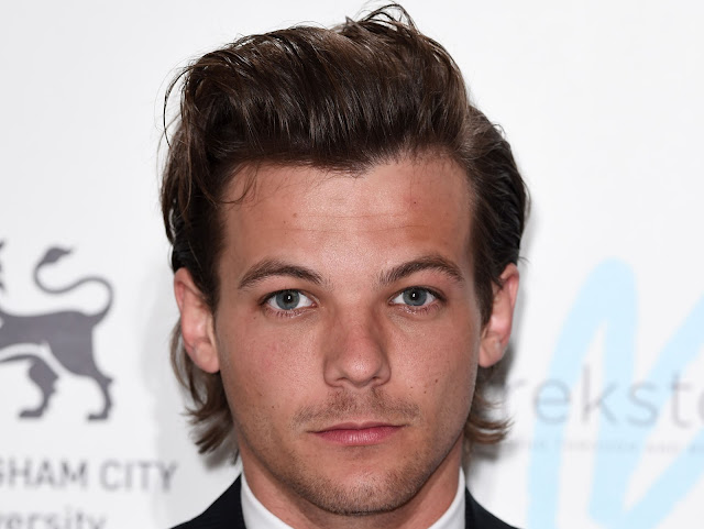 "Louis Tomlinson Arrest  After assaulting ""Paparazzi"""
